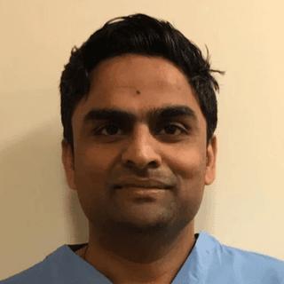 Dr Ram Bhadouria