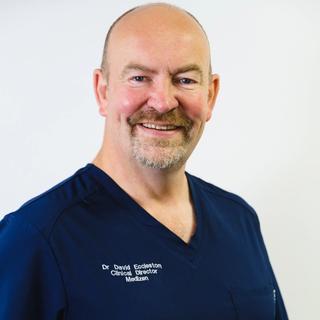 Dr. David Eccleston
