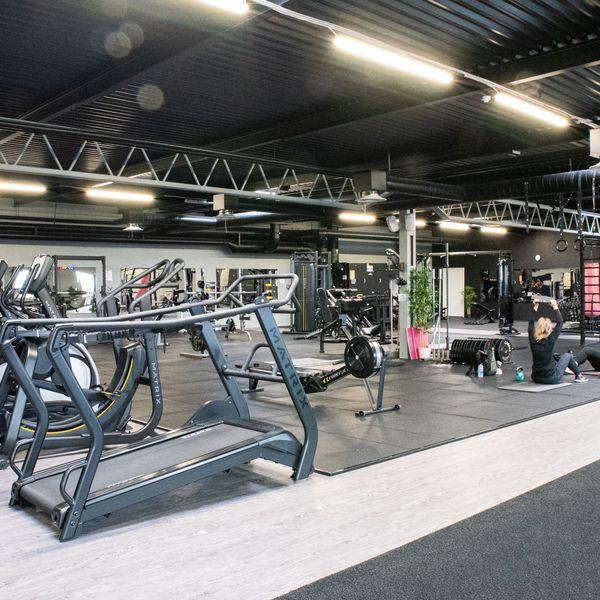 Gym i Kristianstad