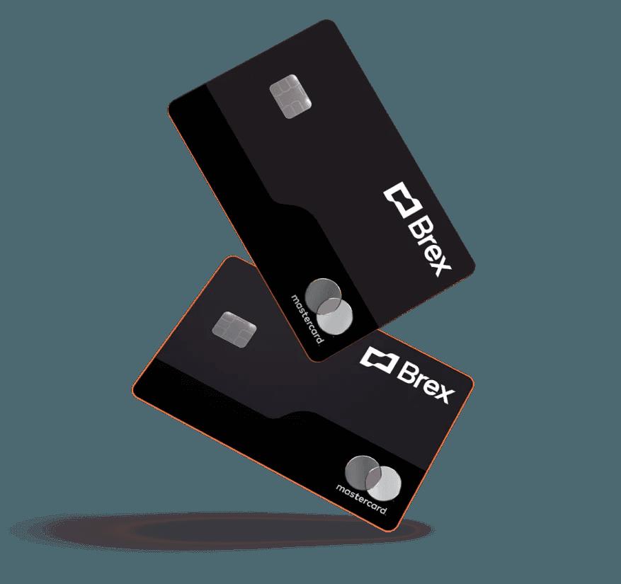 Brex corporate credit cards