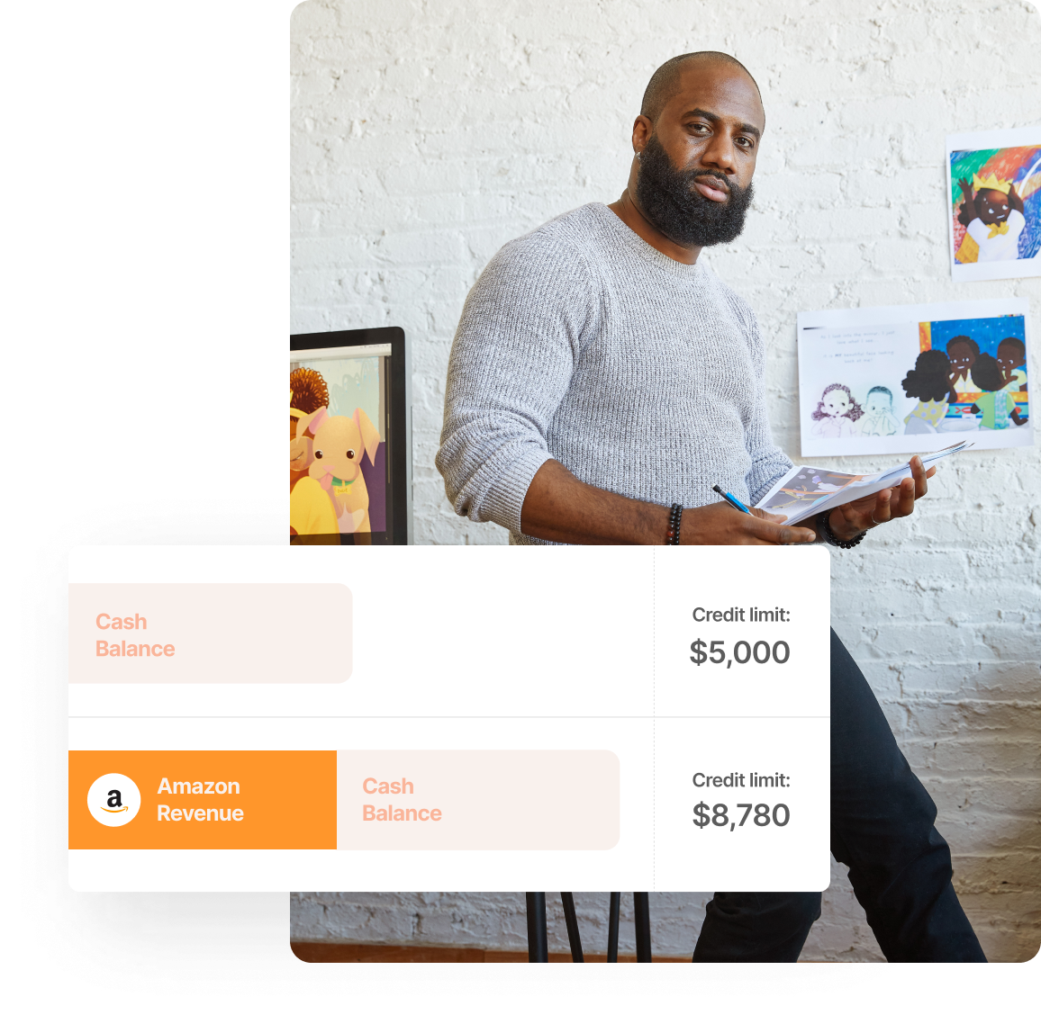 Instant payouts add to your credit limit.