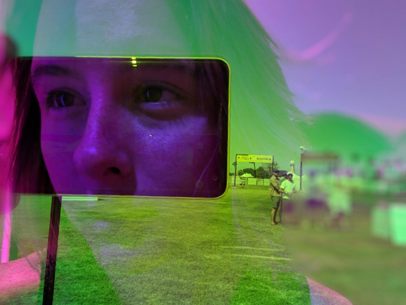 coachella photobooth