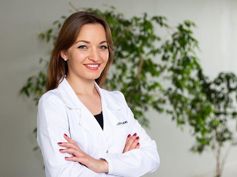 CaloryCare gydytoja dietologe Dalia Vaitkevičiūtė