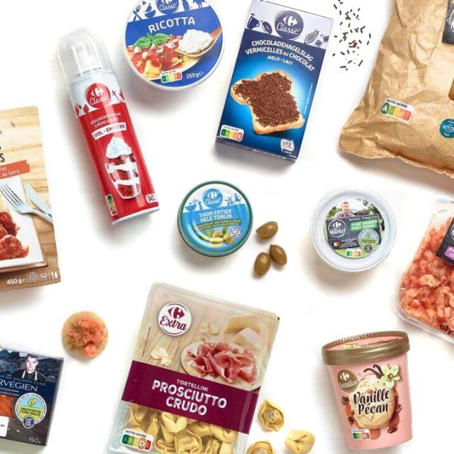 Image de produits Carrefour