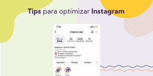 Cover for ¿Cómo optimizar tu biografía en Instagram?