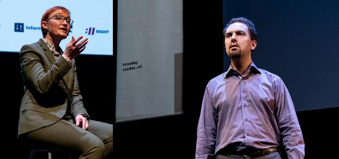 Rachel Andrew and Florian Rivoal keynote