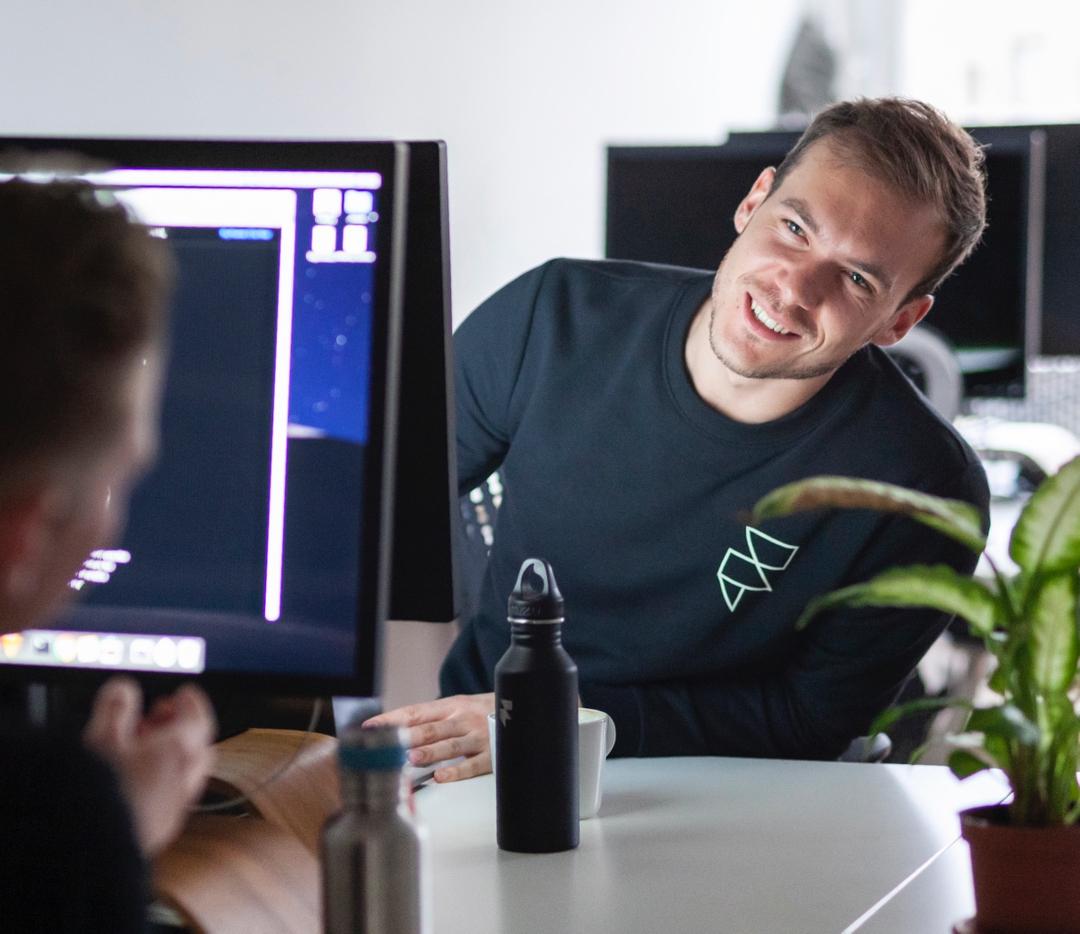 Framer employee Edoardo