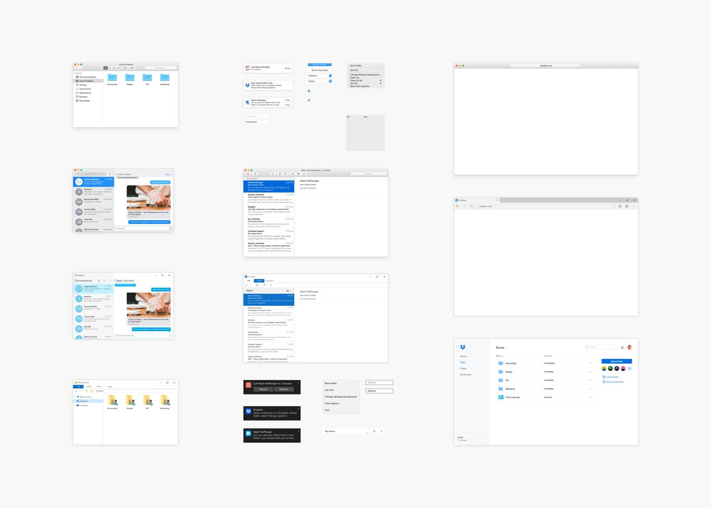 The goal of the kit is to empower designers to spend less time drawing the basics.