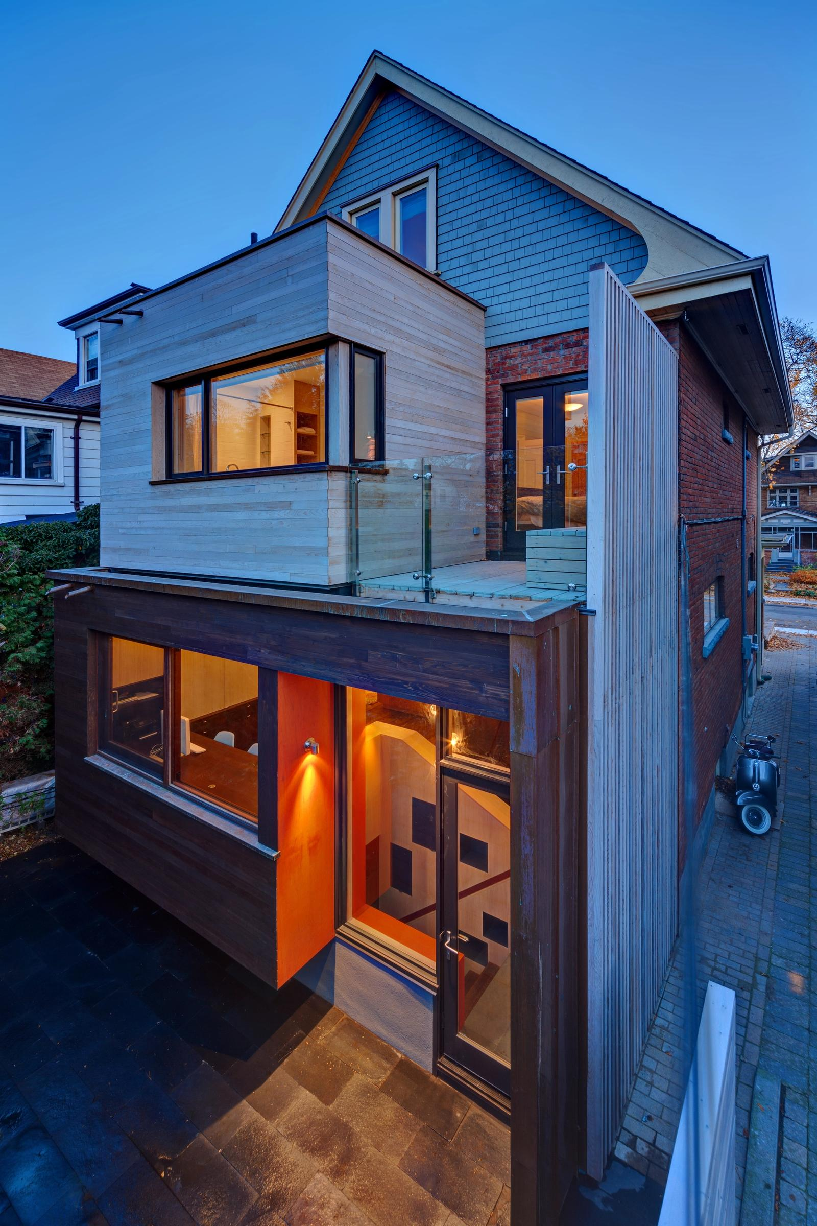 Roncesvalles Addition and Renovation-Steven Evans Photography-0