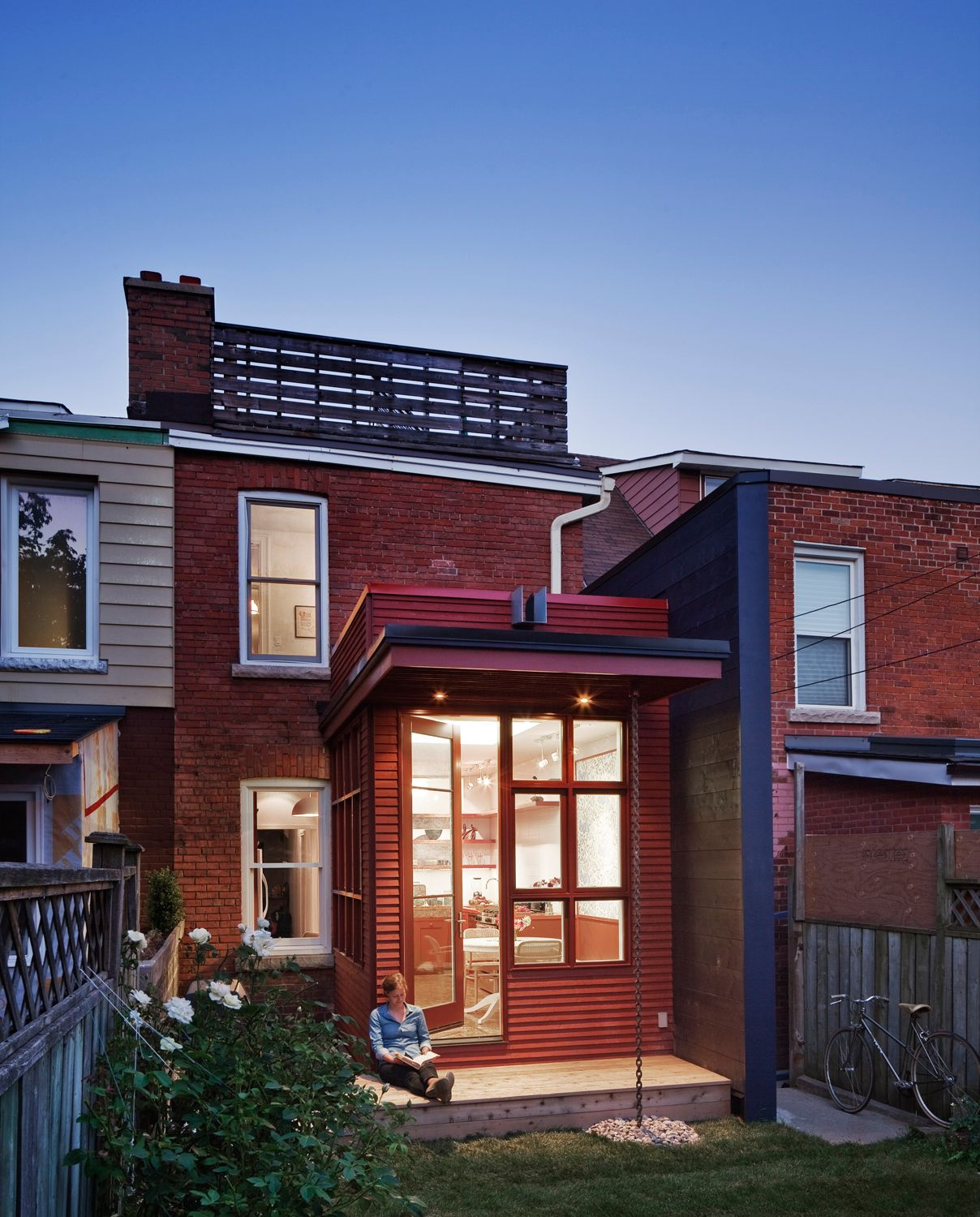 Little Italy Addition and Renovation-null-Steven Evans Photography
