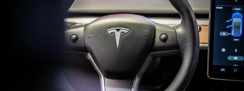 Vroom vroom: Tesla's shares rally over 50% from March lows