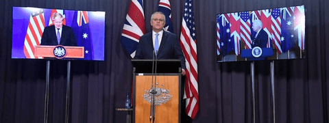Morrison says sub deal won't lead to nuclear power push in Australia. Don't believe him