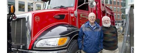 The benefits of high-efficiency, flexible-fuel engines for heavy-duty trucking