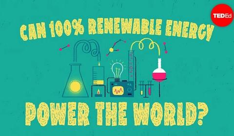 Can 100% Renewable Energy Power the World?