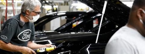 Ford invests £230M into UK electric vehicle manufacturing