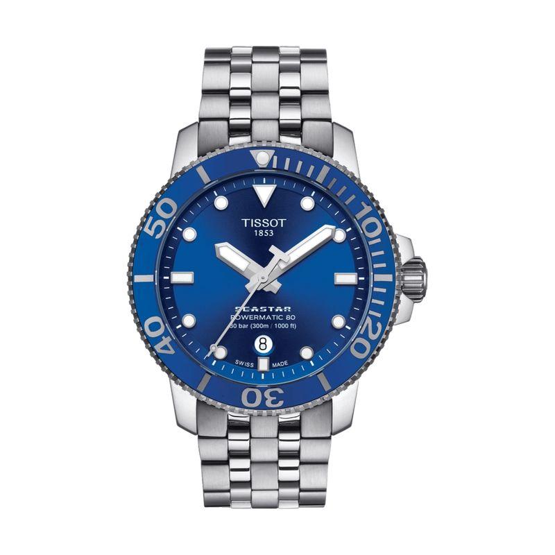 Seastar 1000 Powermatic 80 Blue Dial