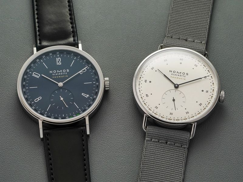 Two Striking New NOMOS Watches