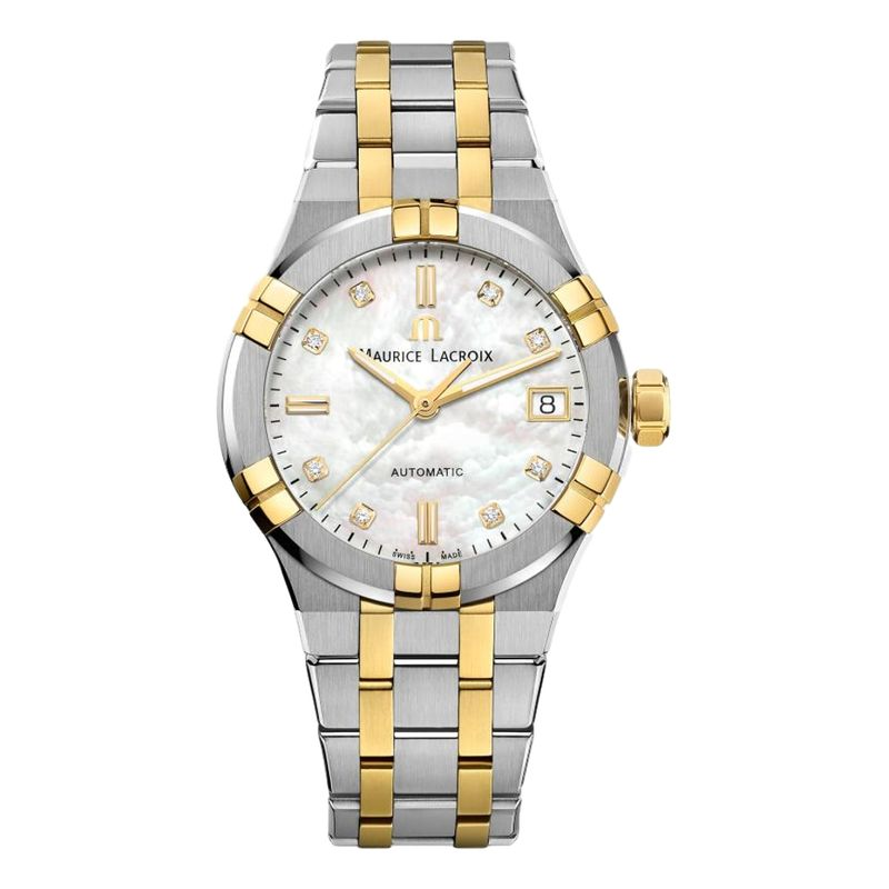 AIKON AUTOMATIC LADIES 35mm - Two Tone