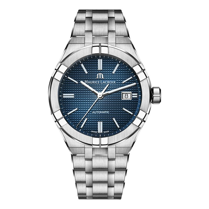 AIKON Automatic Blue Dial