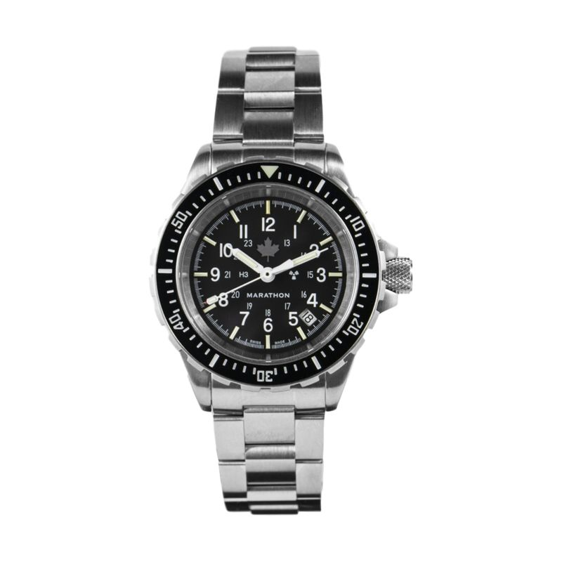 Large Diver's Automatic (GSAR) Grey Maple Markings - 41mm