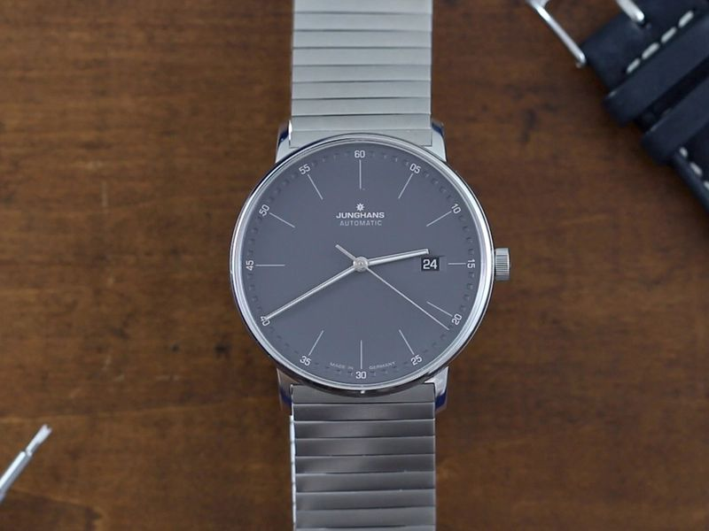 Junghans Form A Review