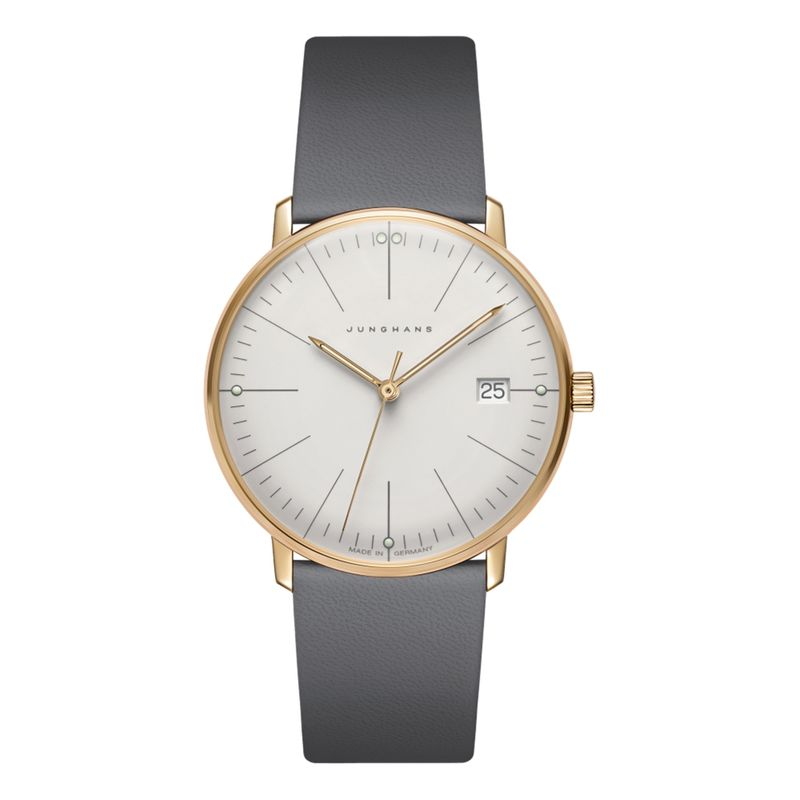 Max Bill Damen PVD Case