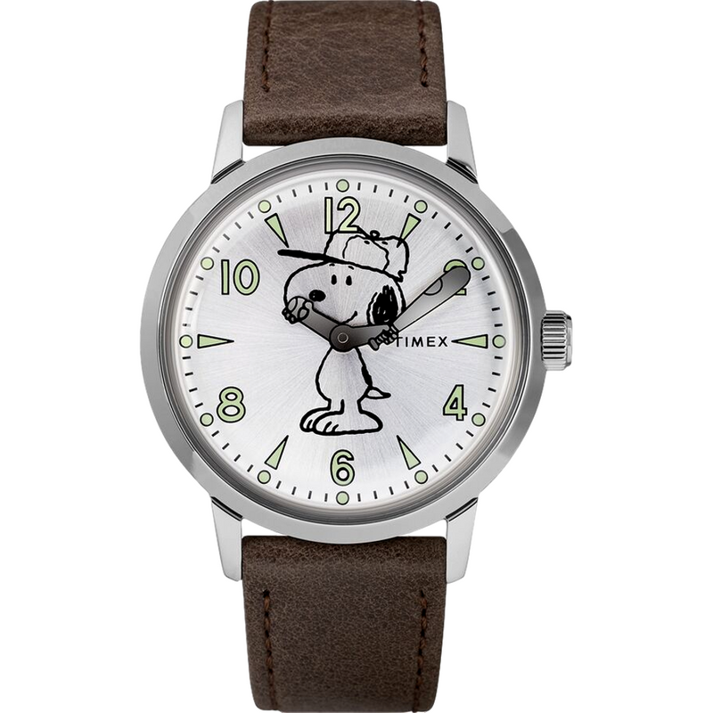 Welton Timex X Peanuts Featuring Snoopy 40mm