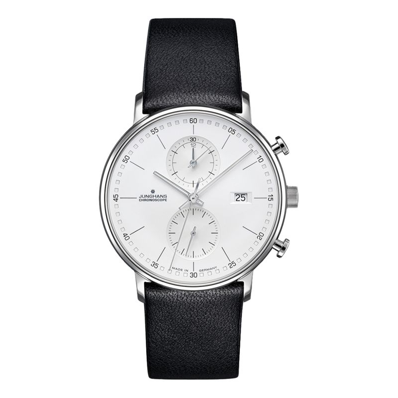 FORM C - White Dial