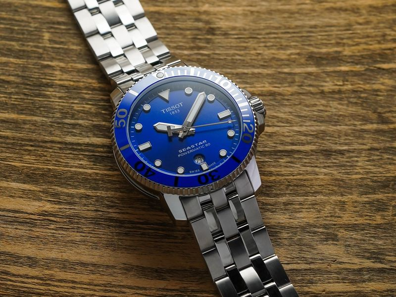 A Great Entry Level Swiss Diver