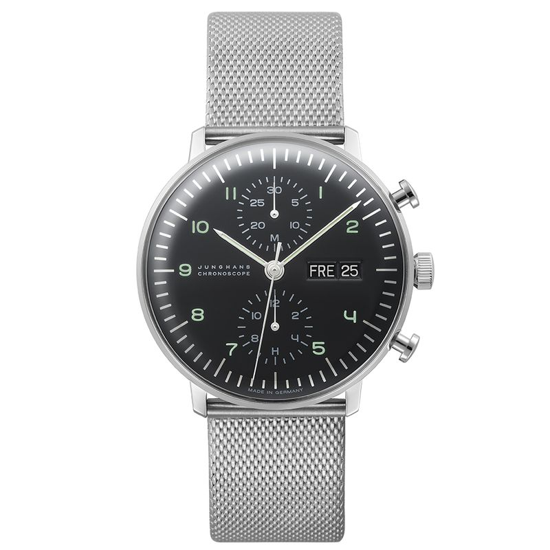Max Bill Chronoscope Bracelet