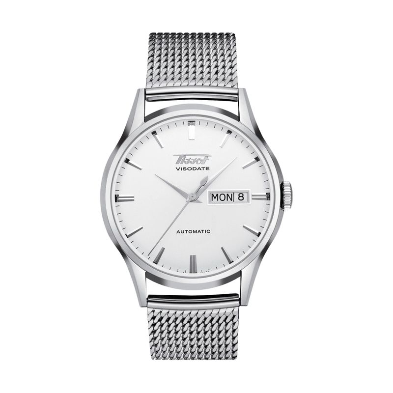 Heritage Visodate Automatic Silver Dial