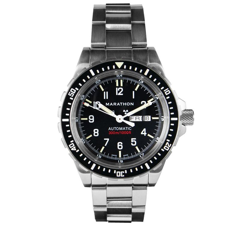 Search & Rescue Jumbo Diver's Automatic (JDD) - 46mm