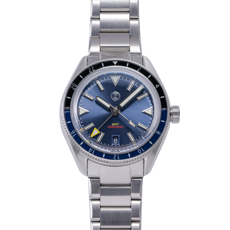 Horizons V2 GMT SS Midnight Blue