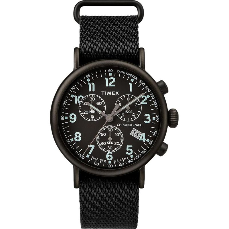 Timex Standard Chronograph 41mm Fabric Strap