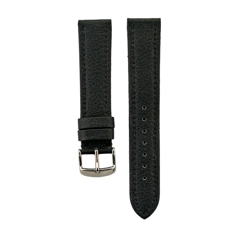 Black Genuine Lorica Strap