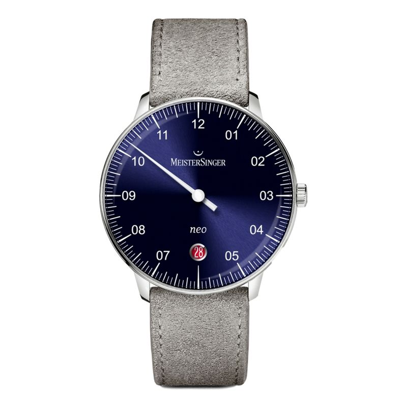 Neo Blue Dial