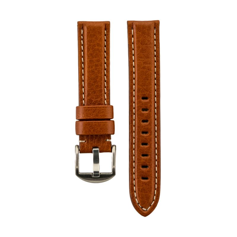 Tan Genuine Vegetable Tanned Leather