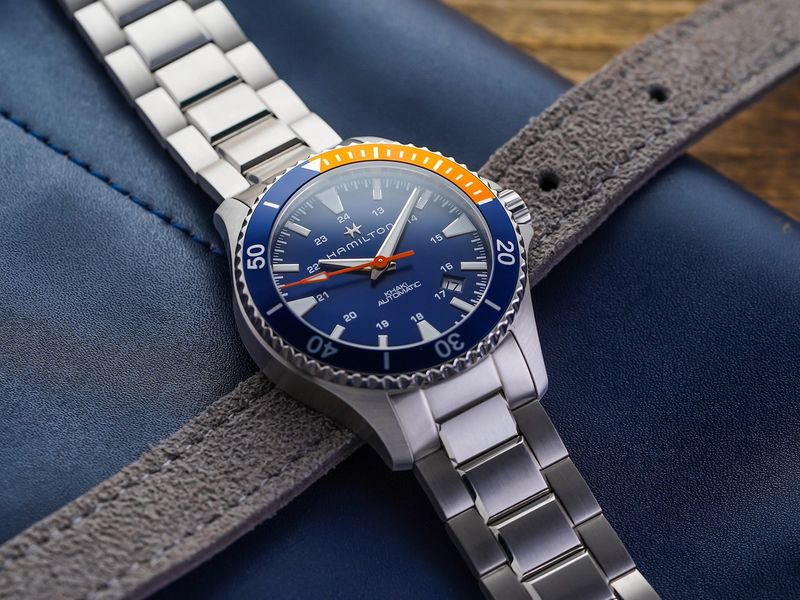 An Overlooked Swiss Made Sports Watch From Hamilton