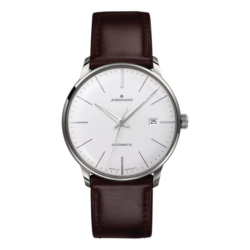 Meister Classic - Matte Silver Dial