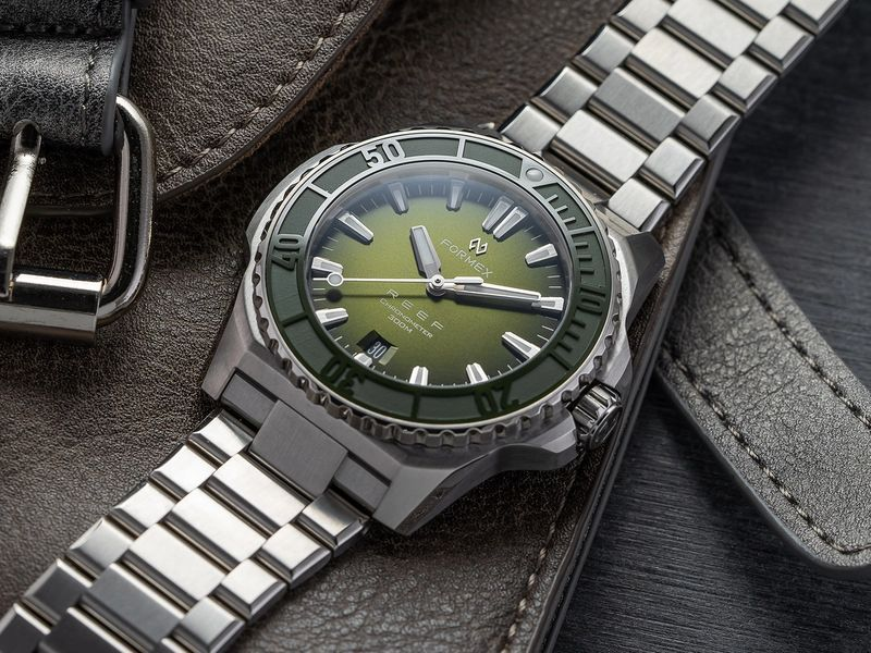 A New & Well Constructed Diver That Should to be on Your Radar