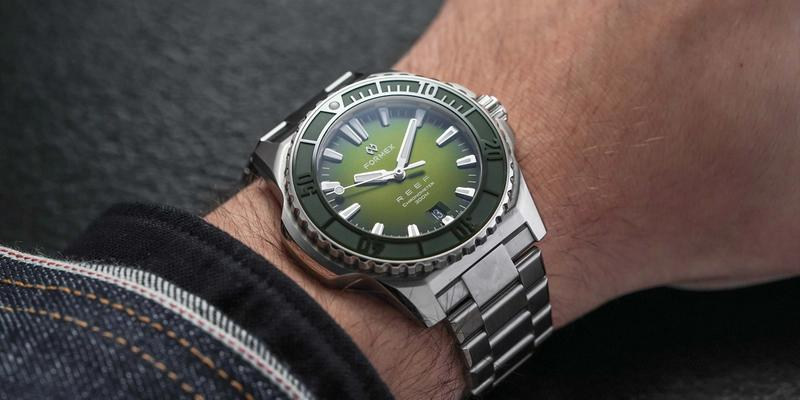 """""""Formex Reef Green Dial"""""""