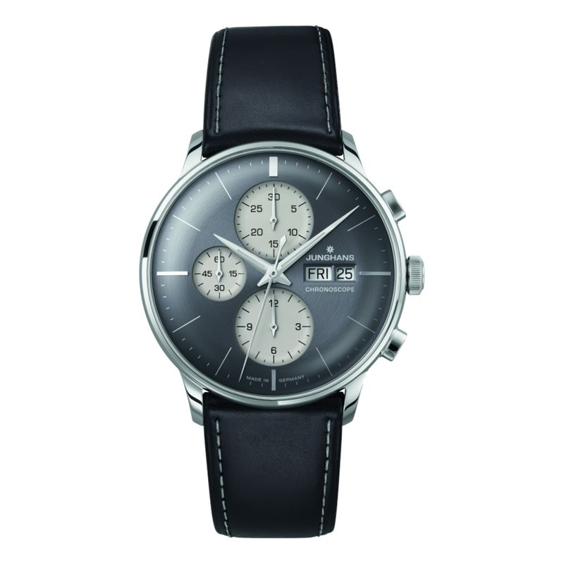 Meister Chronoscope - Anthracite-Grey Dial