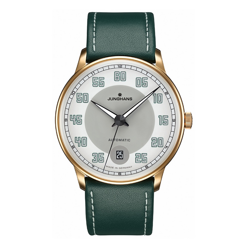 Meister Driver Automatic Gold Case