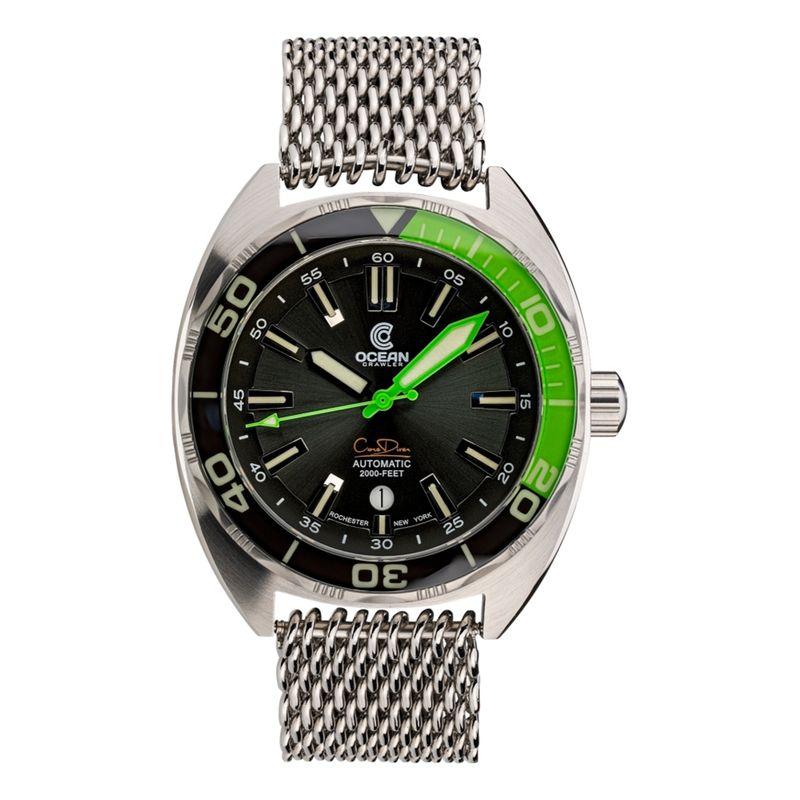 Core Diver V3 - Green