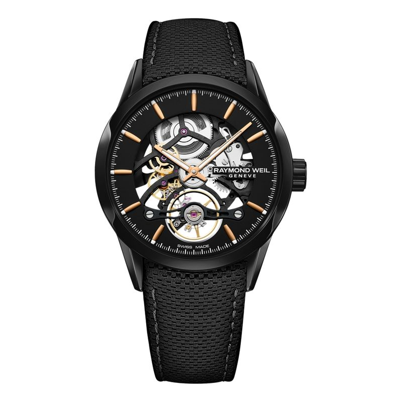 Freelancer Skeleton - Black Bezel