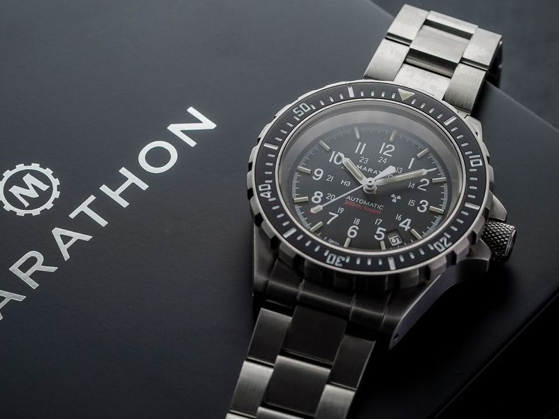 MARATHON GOVERNMENT SEARCH AND RESCUE 41MM REVIEW