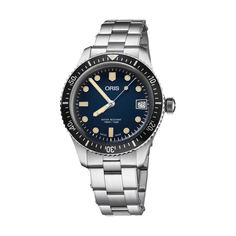 Divers Sixty-Five 36M Blue Metal