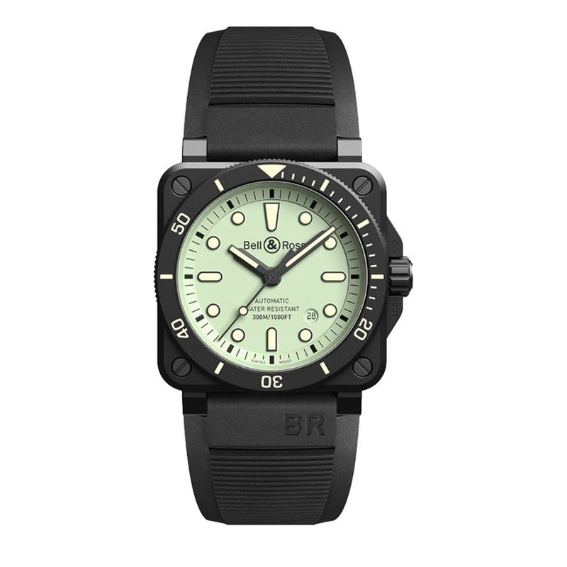 BR03-92 Diver Full Lume Dial Limited Edition