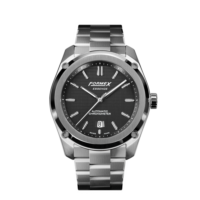 Essence Automatic Chronometer Black