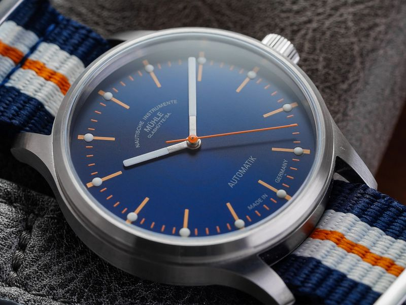 A Great Everyday Watch Contender for Under $1,000 - Muhle Glashutte Panova Review